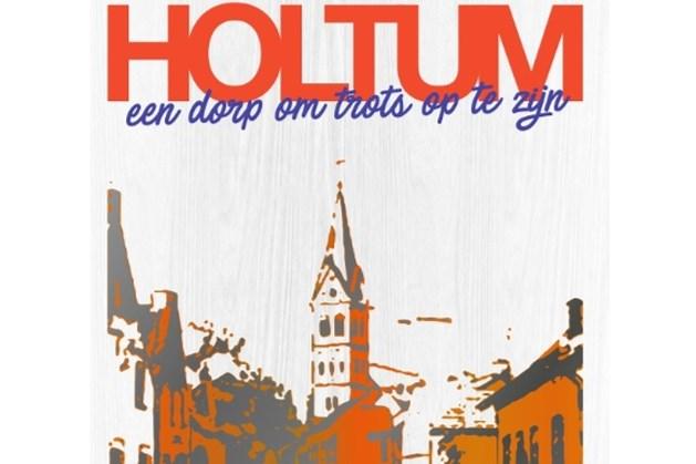 Lancering boek 'Holtum een dorp om trots op te zijn'