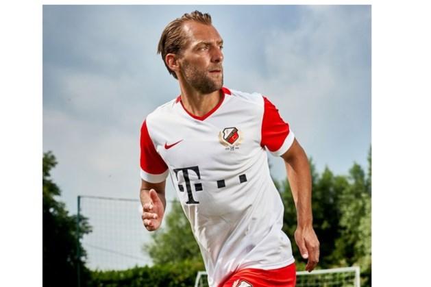 Willem Janssen hoopt over drie tot vier weken weer aan te sluiten bij selectie FC Utrecht