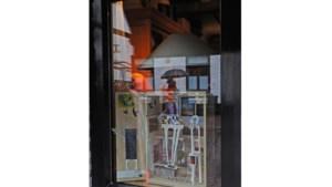 Kunstenaar plaatst kunstige 'binnen-buitenkastjes' door heel Arcen