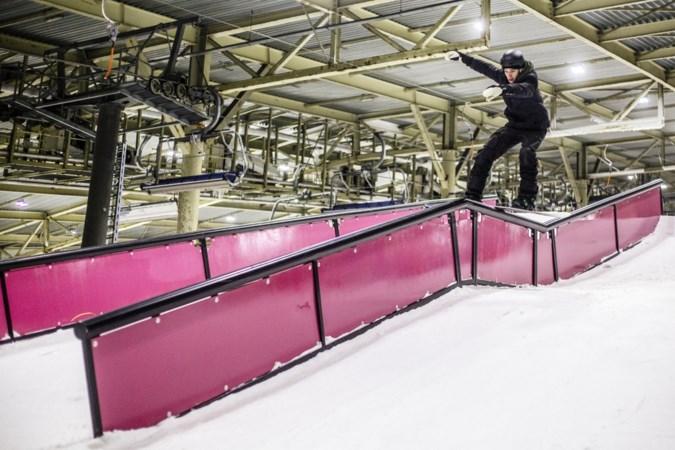 SnowWorld in Landgraaf heropent na 107 sneeuwloze dagen met nieuw zonneterras en funpark