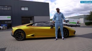 Video: Mag Dave Roelvink in de Lamborghini van rapper Kosso rijden?