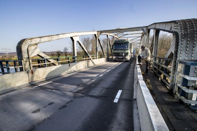 Nieuwe plek gezocht voor oude brug van Itteren, bij voorkeur in Maastricht