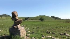Uitwandelen: Rondje over de oude Vlaamse mijnsteenberg, die sinds kort is opengesteld om te wandelen