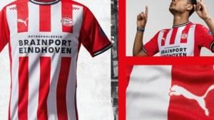 PSV presenteert nieuw thuisshirt, het eerste van nieuwe shirtsponsor Puma