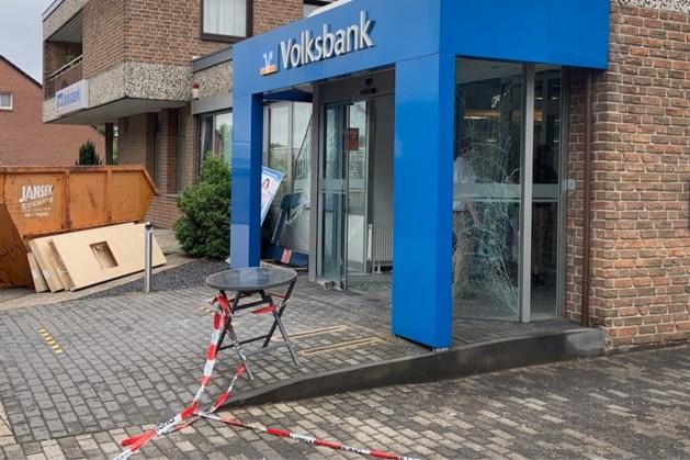 Plofkraak in Duits grensgebied: geldautomaat opgeblazen