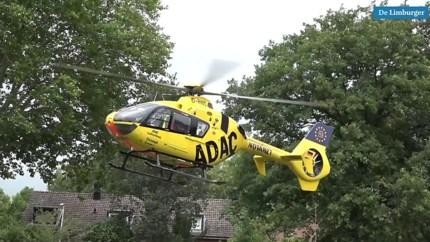 Video: Bestuurder van quad naar ziekenhuis na ongeluk