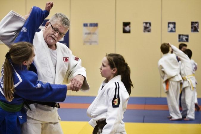 Nol Hofman moet noodgedwongen stoppen met zijn Roermondse judoclub