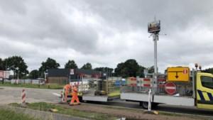 Randweg West gaat maandag deels dicht voor aansluiting KFC