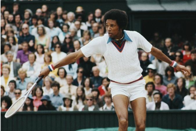 De brandend actuele erfenis van Wimbledon-winnaar Arthur Ashe