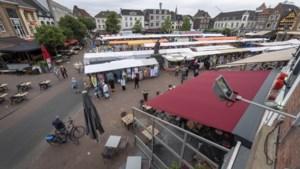 Fietsen over Markt in Sittard verboden
