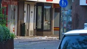 Video: Grote ravage bij nachtelijke plofkraak in Blerick