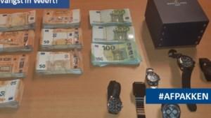 Cash, auto's en horloges in beslag genomen na vondst wietplantage in paardenstal