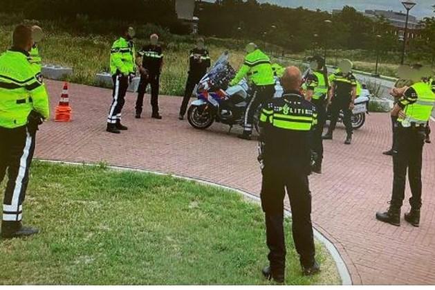 Politie Maastricht slingert veertig overtreders op de bon
