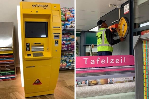 Heerlerbaan heeft door plaatsing Geldmaat weer een pinautomaat