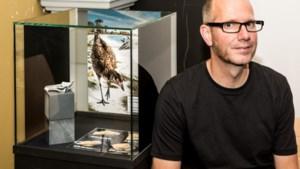 Replica van 66 miljoen jaar oude 'wonderkip' gepresenteerd in Natuurhistorisch Museum Maastricht