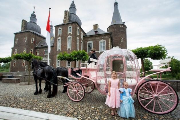 Vierjarige Yentlee uit Heerlen prinses van Hoensbroek voor een dag