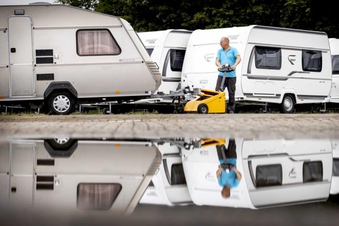 Run op kampeerauto's: verkoop stijgt met 84 procent in juni