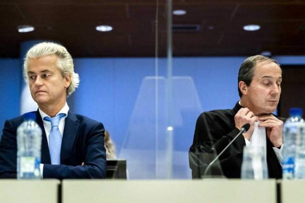 Openbaar Ministerie: Wilders-proces duurt onevenredig lang