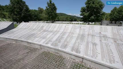Weerzien met Srebrenica: Limburgse veteraan René Houben terug naar de plek van toen