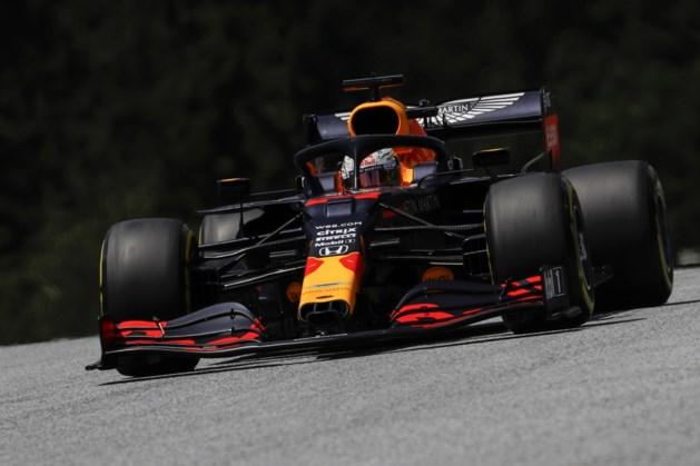 Verstappen moet Mercedessen voor zich dulden in eerste strijd om pole, wel bandenvoordeel in race