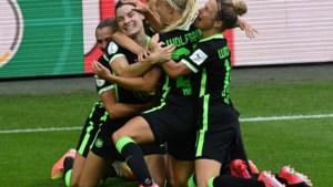 Voetbalster Bloodworth pakt met Wolfsburg Duitse beker