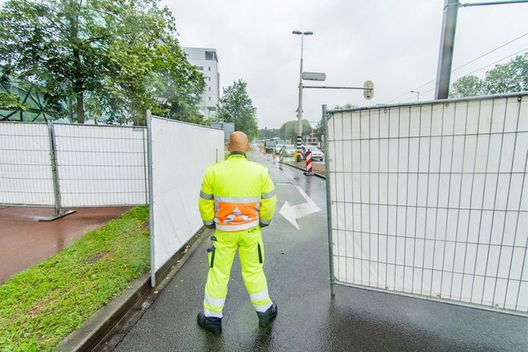 Tientallen betogers aangehouden bij illegale demonstraties in Utrecht en Wageningen