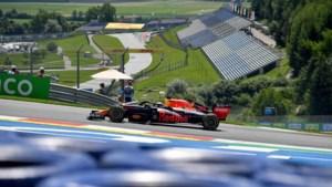 Hamilton ook snelste in laatste vrije training, Verstappen achter Mercedes op P3