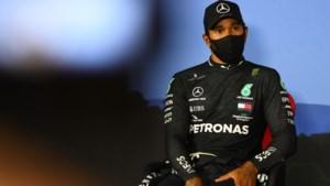 Hamilton komt met schrik vrij na incident kwalificatie Formule 1