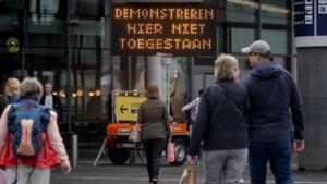 Anti-lockdown demonstranten laten hun protesten niet meer verbieden