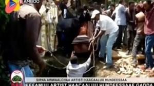Dodental bij protesten na moord op Ethiopische zanger naar 156