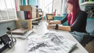 Sevenumse Femke wint kunstprijs met Lekker likken