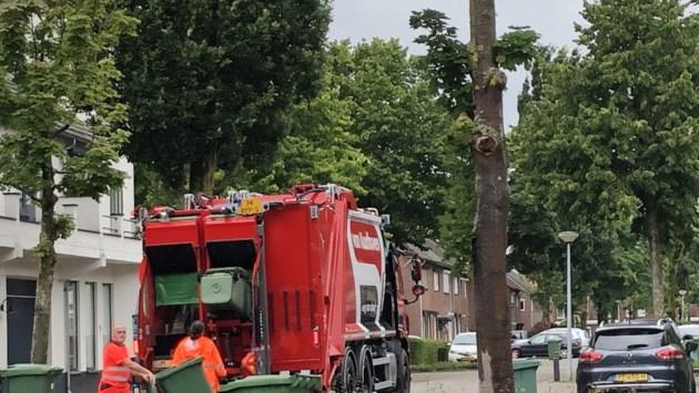 Pittige eerste week voor afvalinzamelaar Van Kaathoven in Weert
