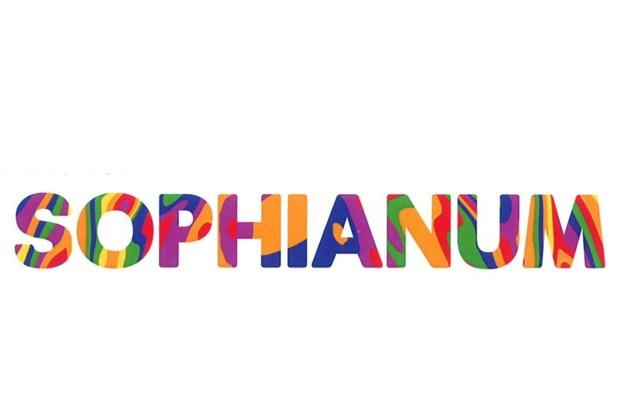 Drive-in voor uitreiking diploma's Sophianum