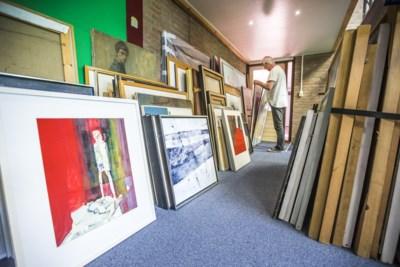 Horst aan de Maas haalt de bezem door eigen kunstcollectie