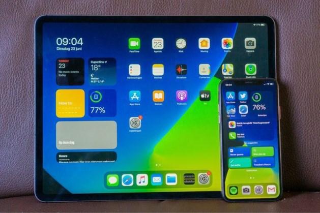 iPhone-gebruikers klagen over snel leeglopende accu na update