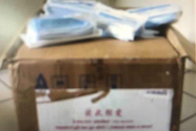 China levert uit historische erkentelijkheid mondkapjes aan Simpelveld