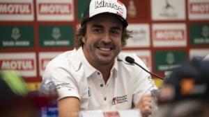 'Fernando Alonso keert terug in Formule 1 bij Renault'