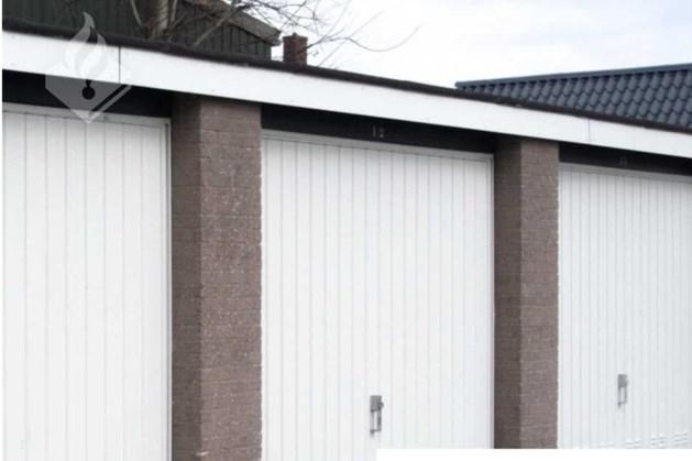 Persoon aangehouden voor inbraak in garagebox
