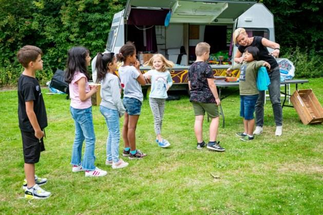 Boeken voor de vakantie bij Kindcentrum Sittard