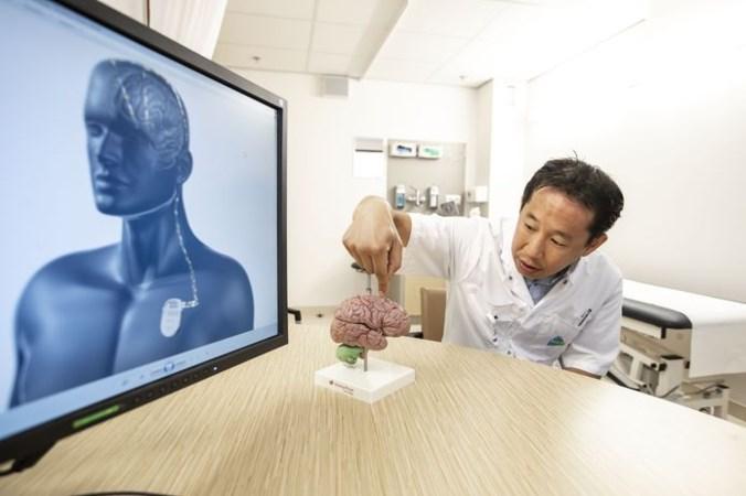 Neurochirurg Kuan Kho biedt epilepsiepatiënt nieuwe hoop