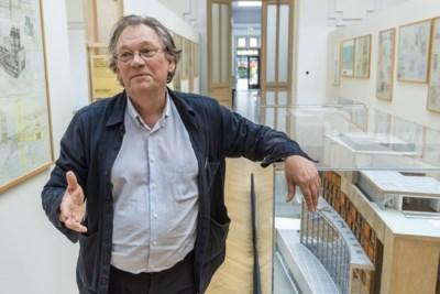 Architect Jo Coenen is na 40 jaar nog niet klaar met het verfraaien van de wereld