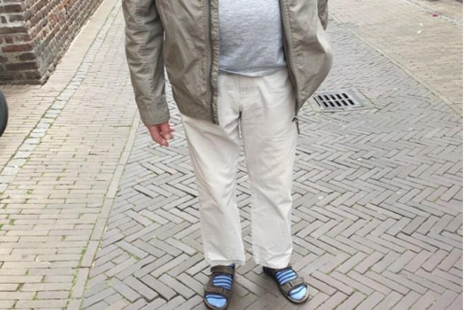 Ergens in Venlo: 'Met jezusslippers maak je bij vrouwen geen kans'