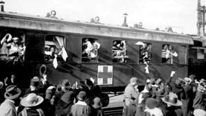 De Hongaarse kindertreinen van 1920