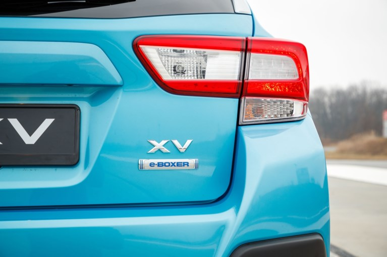 Subaru XV e-Boxer: alle kleine beetjes helpen...