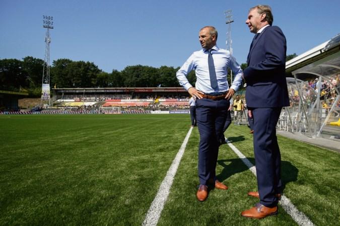 Steijn staat op het punt bij NAC te tekenen, maar Driessen en Valckx gaan niet mee