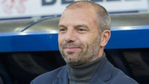 NAC wil met trainer Maurice Steijn voor promotie gaan
