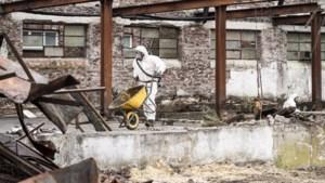 Zeven jaar na brand is sloop van oude Boerenbond gestart