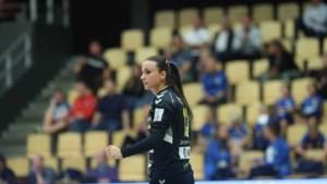 Claudia Rompen kan niet knallen door harde knal