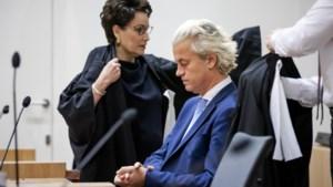Geen extra onderzoek in 'minder minder'-proces Wilders: 'Ik zal nooit zwijgen'
