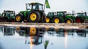 'Boeren mogen best demonstreren, maar met de fiets'